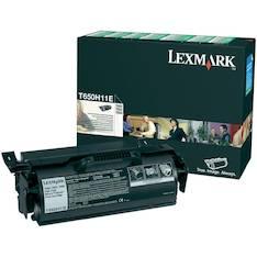 Värikasetti LEXMARK T650H11E laser - Lexmark laservärikasetit ja rummut - 120749 - 1