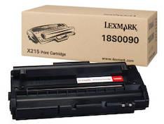 Värikasetti LEXMARK X215 laser - Lexmark laservärikasetit ja rummut - 111209 - 1