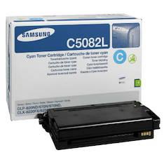Värikasetti SAMSUNG CLT-C5082L laser - Samsung laservärikasetit ja rummut - 126839 - 1